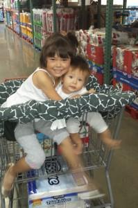 Gerard's kids