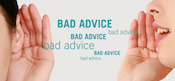 bad advice thumbnail