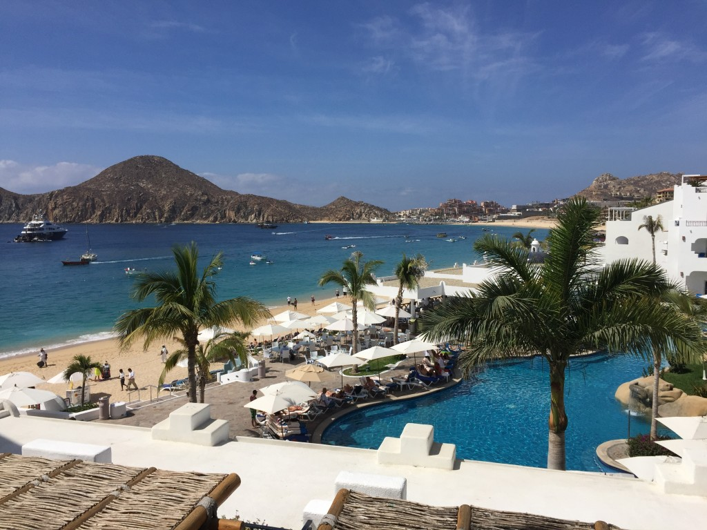 Cabo -hotel views